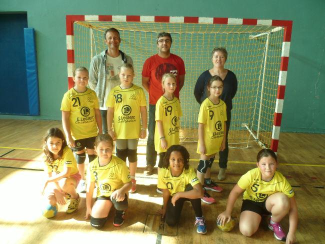 equipe aube handball